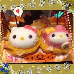 151022☆KT&MMハロウィンケーキ.jpg